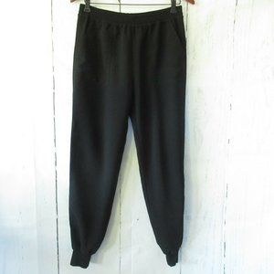Joie Jogger Pants Crop Ankle Pull On High Rise